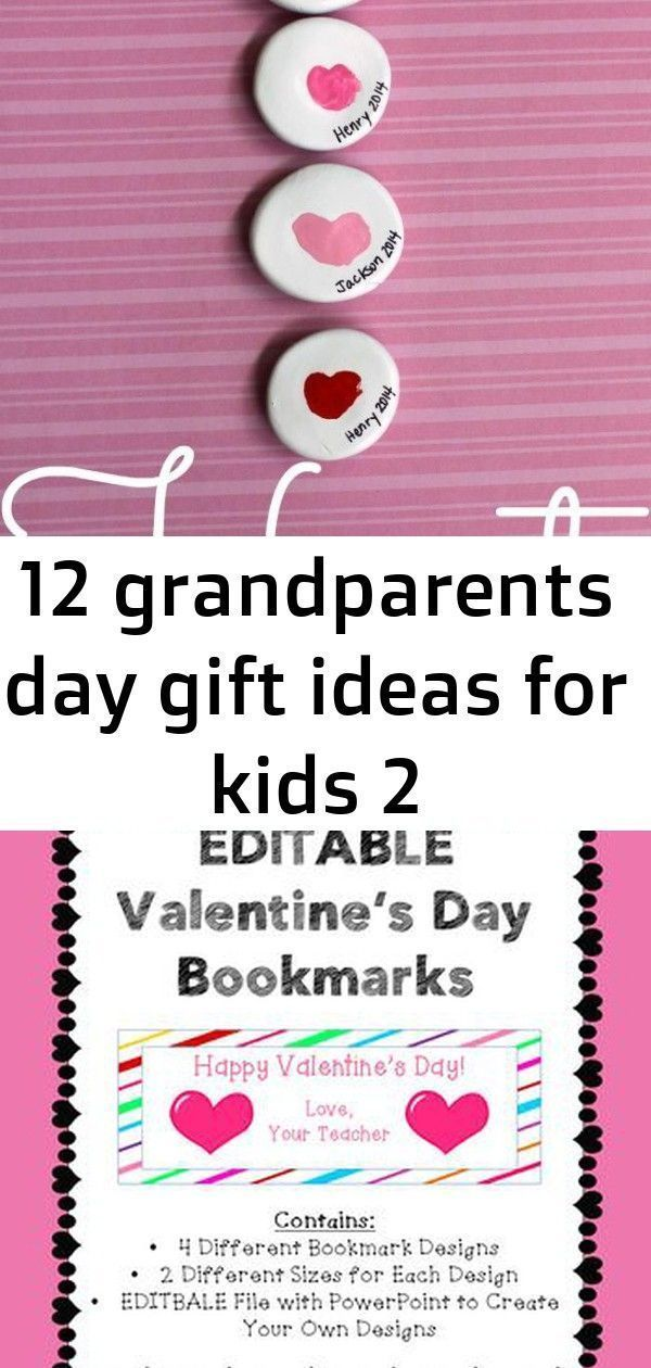 12 grandparents day gift ideas for kids 2 #grandparentsdaygifts 12 Grandparents ... #grandparentsdaygifts