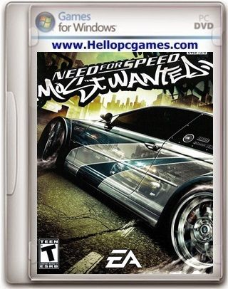 Need For Speed Most Wanted Black Edition Game Free Download Full