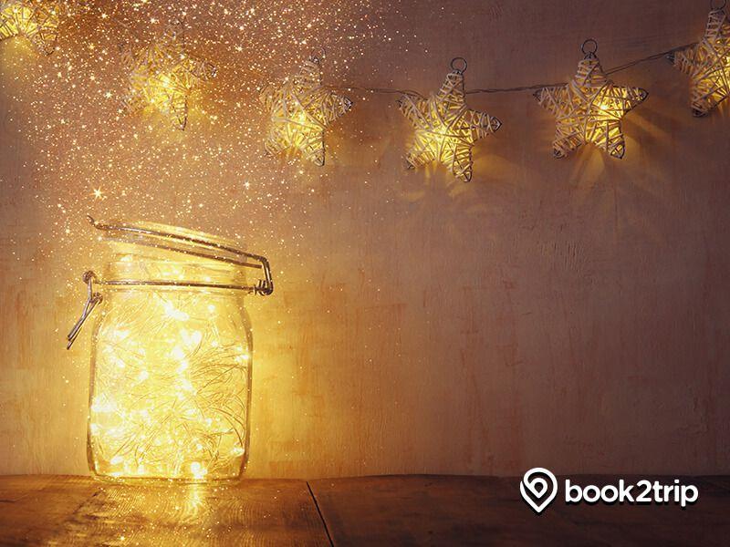 Who Said You Can T Travel Abroad In Ramadan Book2trip Ramadan Vacationhome Vacationrenta Mason Jar Fairy Lights Fairy Lights Diy Christmas Decorations Easy