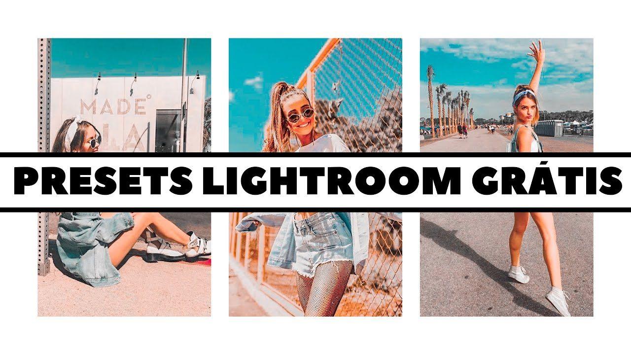 Presets Do Lightroom Gratis Como Baixar Youtube Em 2020 Com