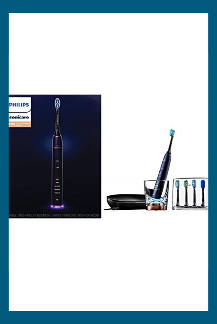 Philips Sonicare DiamondClean Smart Electric, Rechargeable