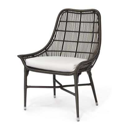 LUCCA OUTDOOR CHAIR, ESPRESSO by PALECEK | garden furniture ...