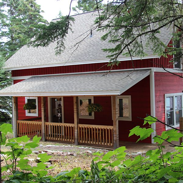 New Cairn Cottage On Lake Superior Superior Homes Vacation Cottage Vacation Home