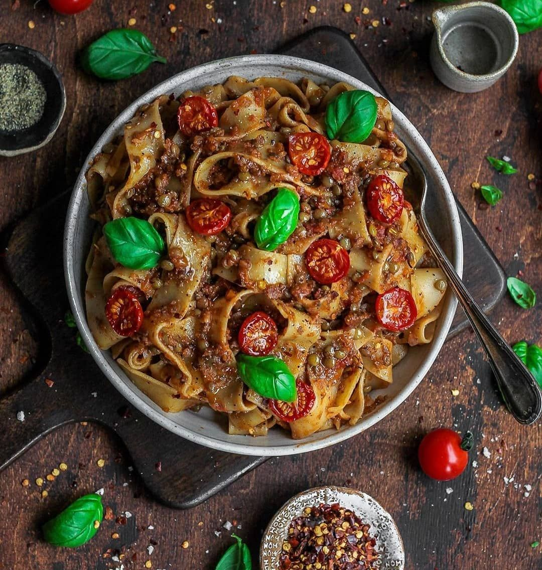 Mushroom And Lentil Ragu -      Mushroom And Lentil Ragu  #mushrooms #lentils #ragu #food #foodstagram #foodphotography #foodblogger #vegan #vegeterian #veggies #veganfood #veganlunch #vegeterianlunch #vegeterianfood #papardella #pasta #italianfood #italy #italianrecipes     Best Picture For  Italian Recipes pesto  For Your Taste     You are looking for something, and it is going to tell you exactly what you are looking for, and you didn't find that picture. Here you will find the most beautifu