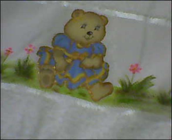Pintura em tecido - Clube de Artesanato