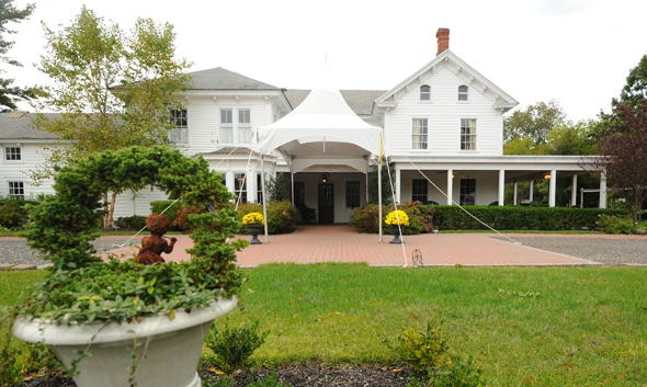 Abbie Holmes Estate - Cape May Wedding Venue for Outdoor Wedding???