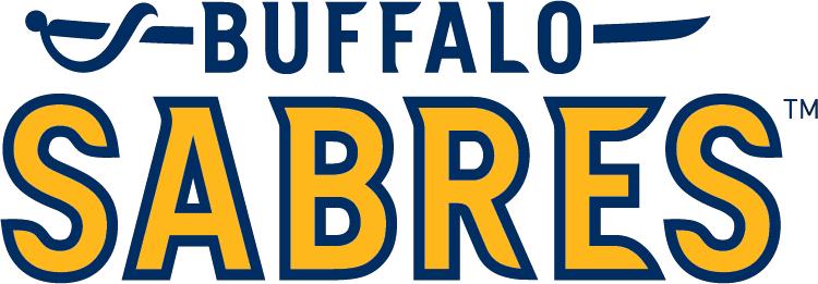 Buffalo Sabres Buffalo Sabres Word Mark Logo Sabre