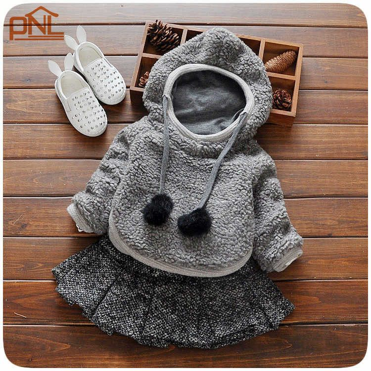 >> Click to Buy << Winter Baby girl clothes Cute long sleeve Warm girl kids dress  #Affiliate