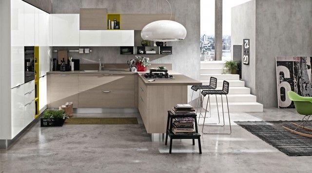 Cucine in laminato   cucina   Cucine, Tavolo cucina e Arredamento