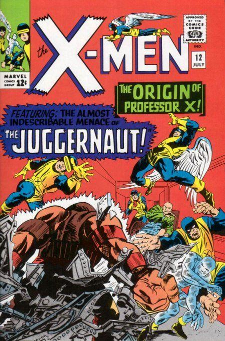 Classic Covers: Uncanny X-Men issue 012