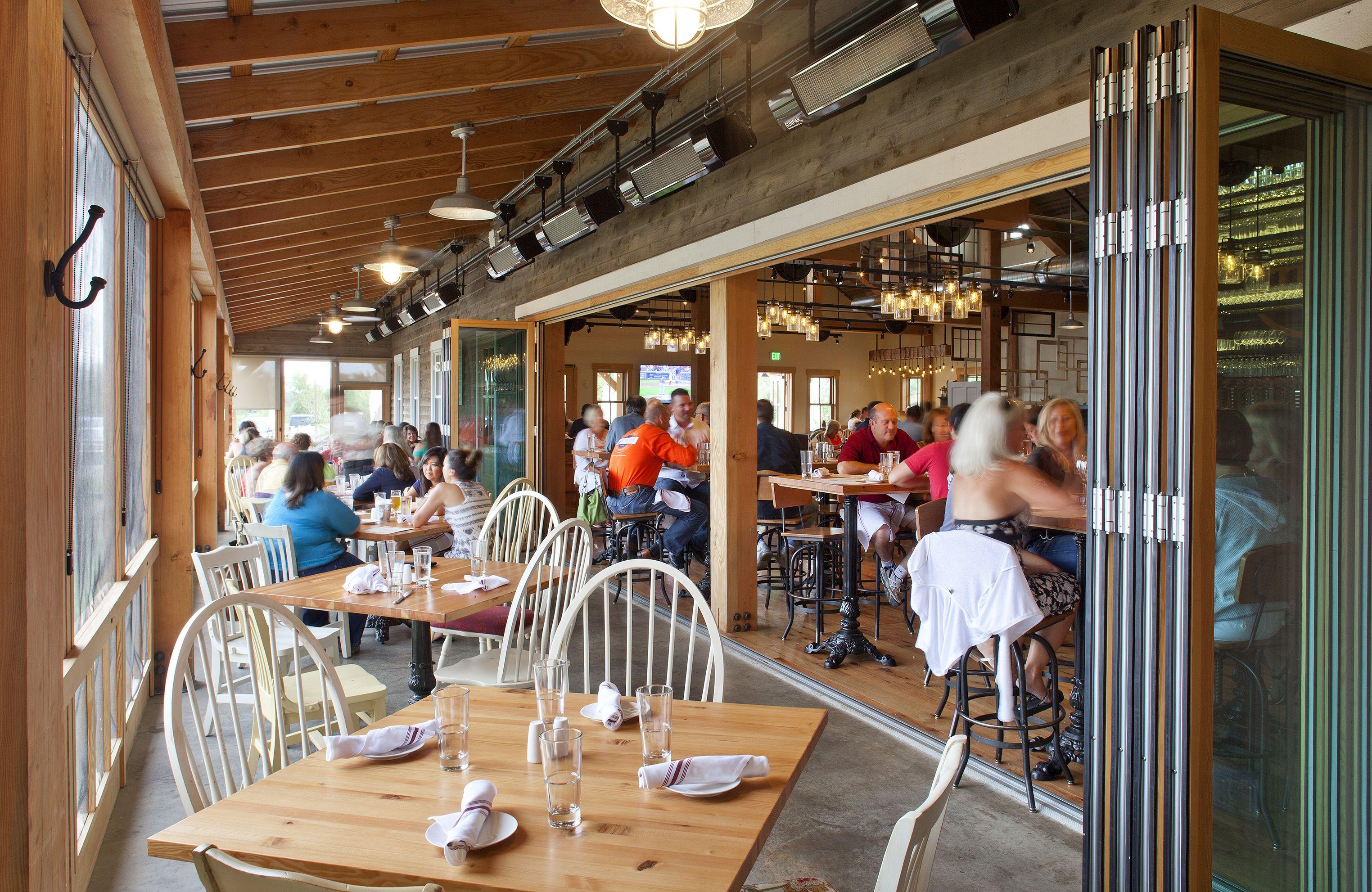 Patio Farmhouse restaurant