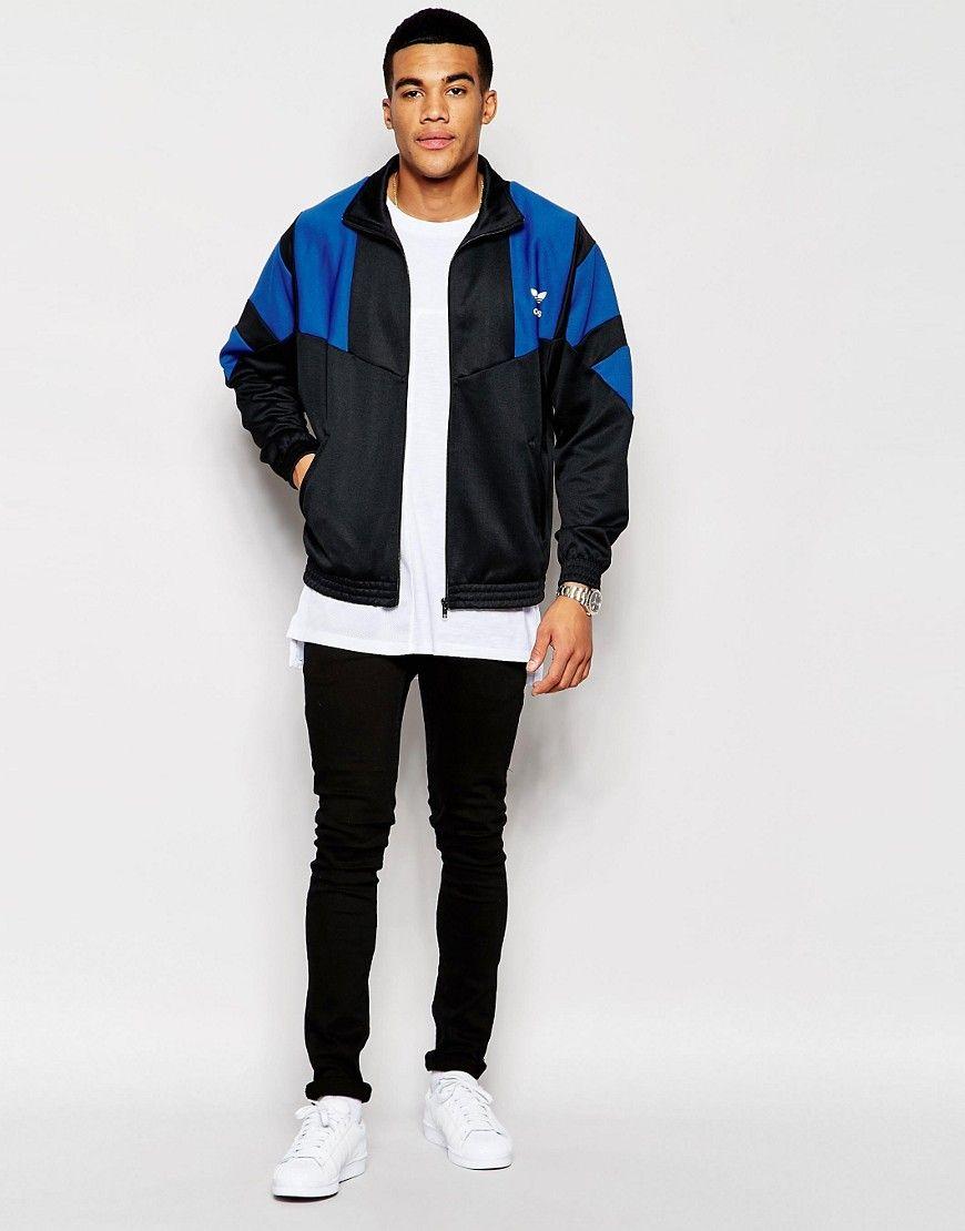 Adidas Track Aj7889Jacketsamp; Jacket Retro Originals Coats g6b7yf