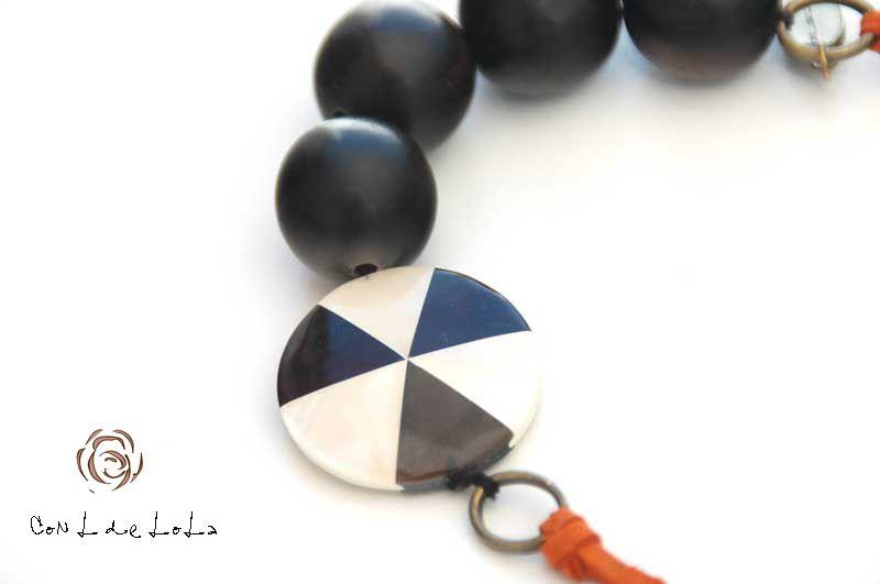 Collar Nature von Con L de LoLa auf DaWanda.com