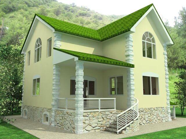 Fotos De Casas Bonitas Vistas Por Fuera House Roof Design Beautiful Modern Homes House Exterior
