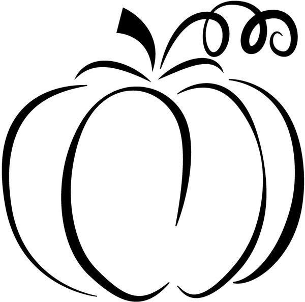 Download Pumpkin decal | Pumpkin images, Pumpkin drawing, Pumpkin ...