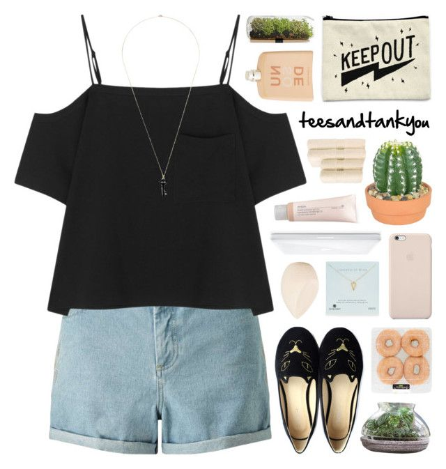 SARAH by novalikarida on Polyvore featuring polyvore, fashion, style, T By Alexander Wang, Miss Selfridge, Dogeared, Kristin Hanson, Black Apple, Christian Dior, COSTUME NATIONAL, Aveda, The French Bee, Evergreen, Christy, clothing, summerstyle and teesandtankyou