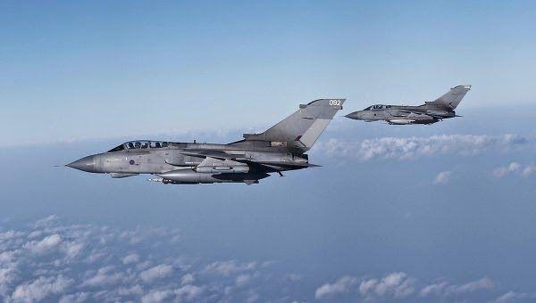 Aviones británicos atacan por segunda vez al Estado Islámico | Soy Armenio