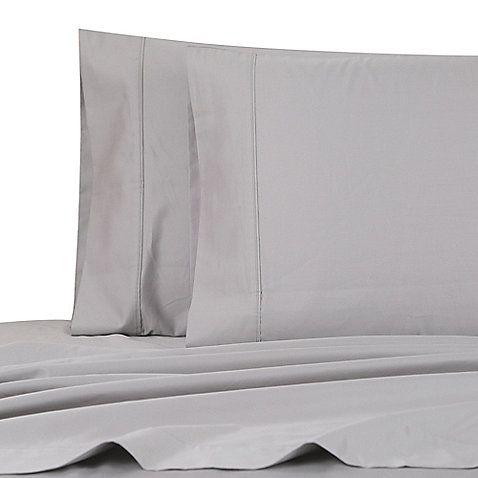 Wamsutta Dream Zone 1000 Sa King Sheet Set In Grey 329 99 Quany