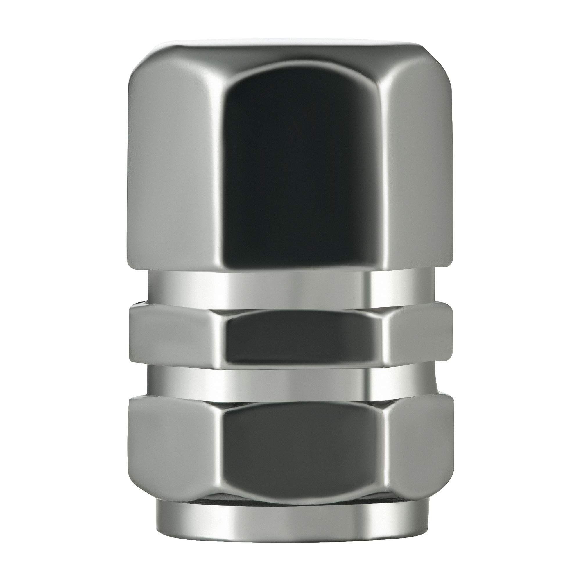 ValveLoc Tire Valve Caps (10Pack) HeavyDuty Stem Covers
