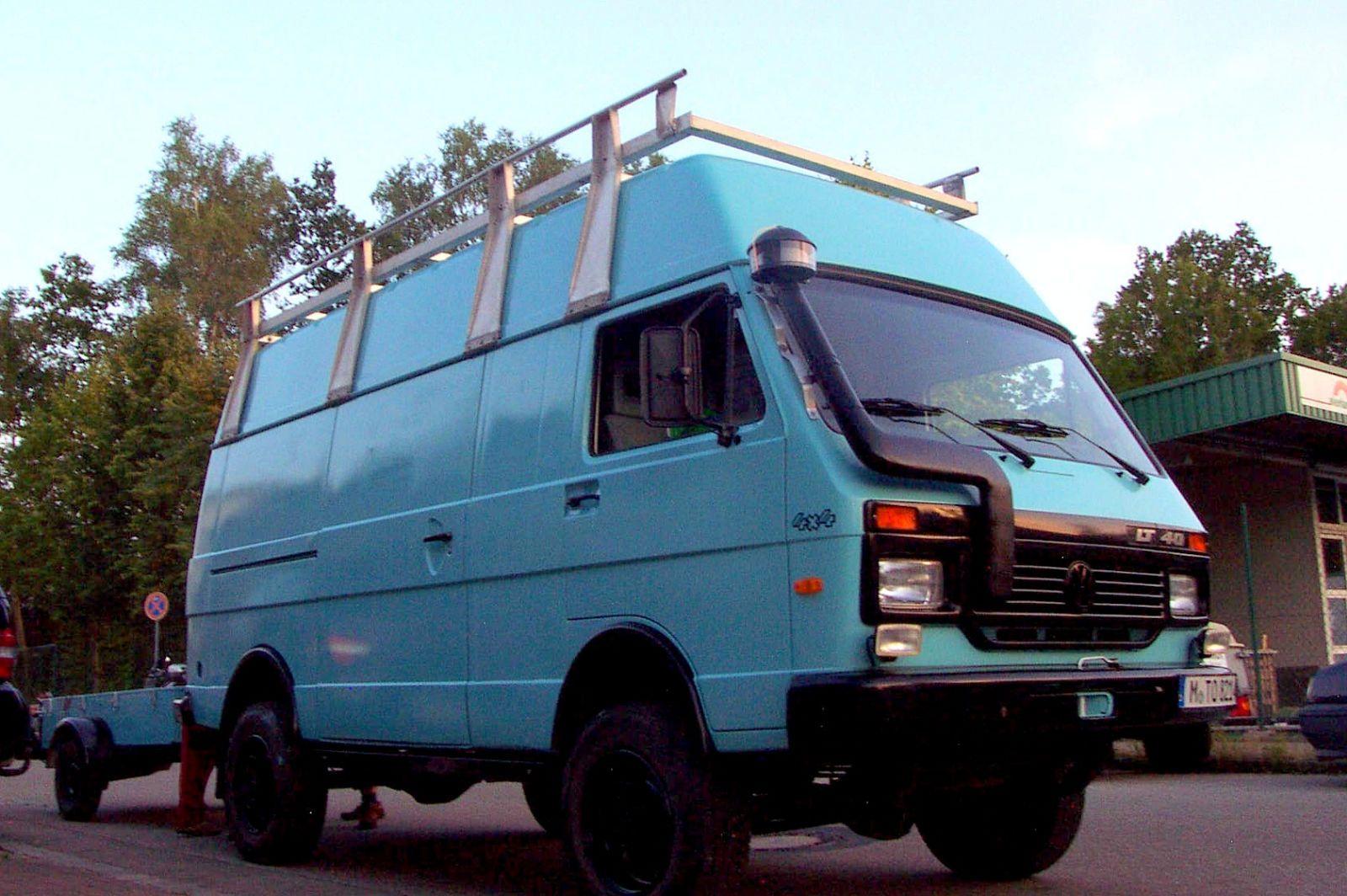 vw lt40 4x4 vehicles mix pinterest 4x4 volkswagen and vw bus