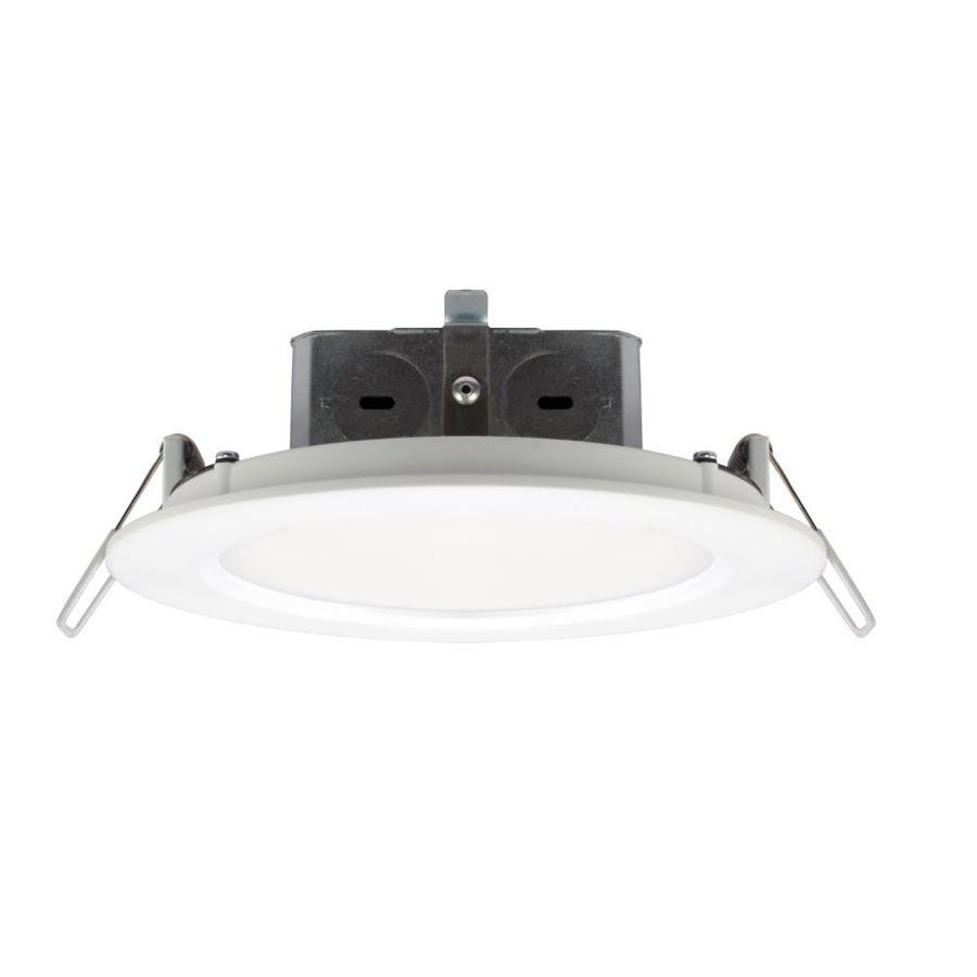 550 Lumens 85 Watt 19 Dimmable Led Recessed Lighting Kits Downlights