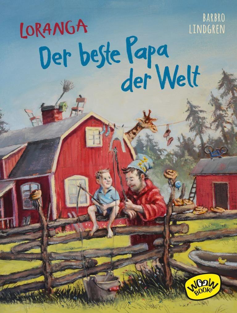 Loranga - Der beste Papa der Welt - Kinderbuch-Detektive