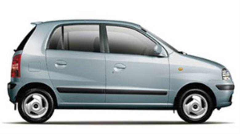 Mini Economy Hyundai Atos Car To Hire In Crete Greece