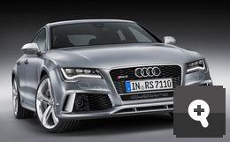Audi RS7 - Les 305 km/h sont en option - Actualités - L'Automobile Magazine