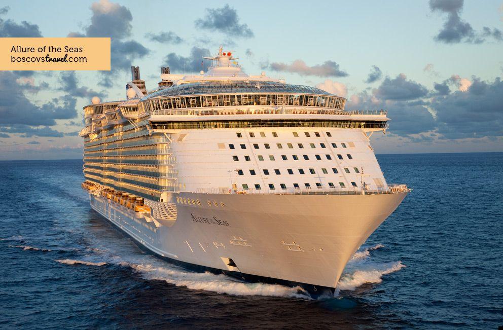 Royal Caribbean Allure of the Seas  #travel #cruise #allureoftheseas