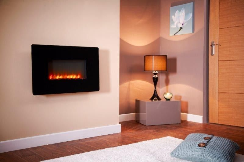 http://www.gr8fires.co.uk/celsi-flamonik-rapture/?utm_source=Social&utm_medium=Social - Celsi Flamonik Rapture Wall Hung Electric Fire