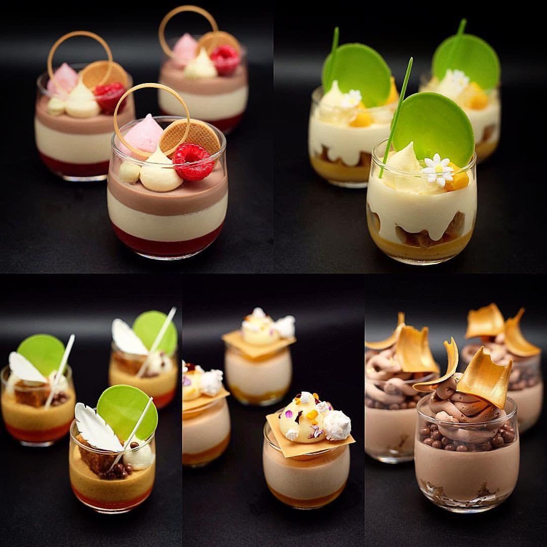 Pin by Ara Barrón on Desserts | Mini desserts, Sweet ...