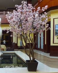 Artificial Flowering Tree Artificial Plant Arrangements Artificial Plant Wall Artificial Plants