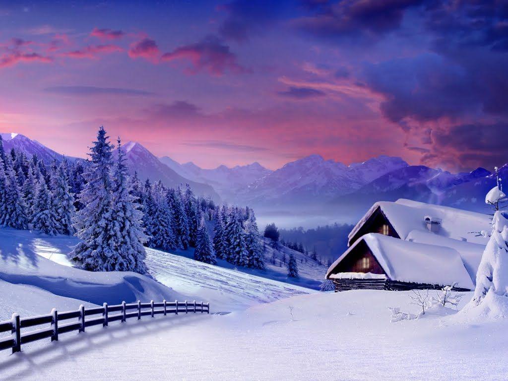 Download Besplatne Slike I Pozadine Za Desktop Lijepa Zima