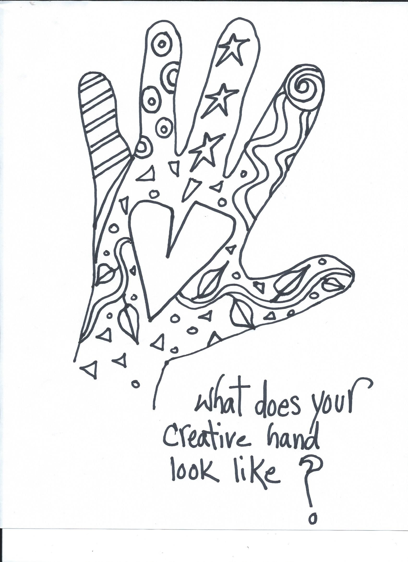 Let your creativity flow! | Journal prompts, Coloring ...