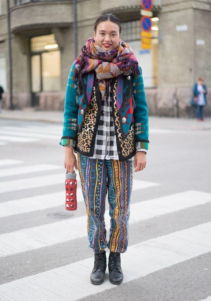 Marika - Hel Looks - Street Style from Helsinki