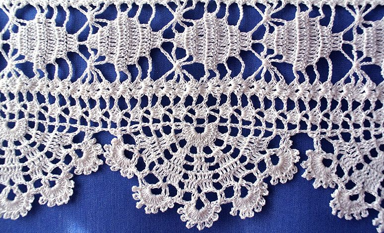Pin de Jane Reese en Crochet with thread | Pinterest | Patrón de ...