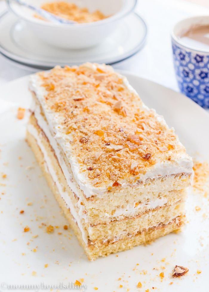 how to make a moist sponge cake