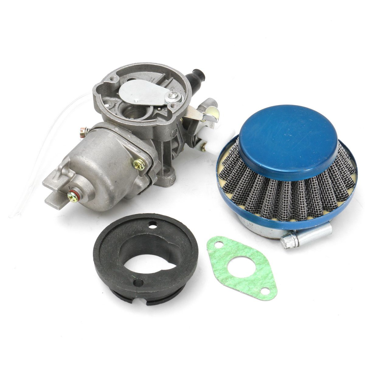 Carburetor Air Filter Assembly Kit For 47cc 49cc Mini Moto