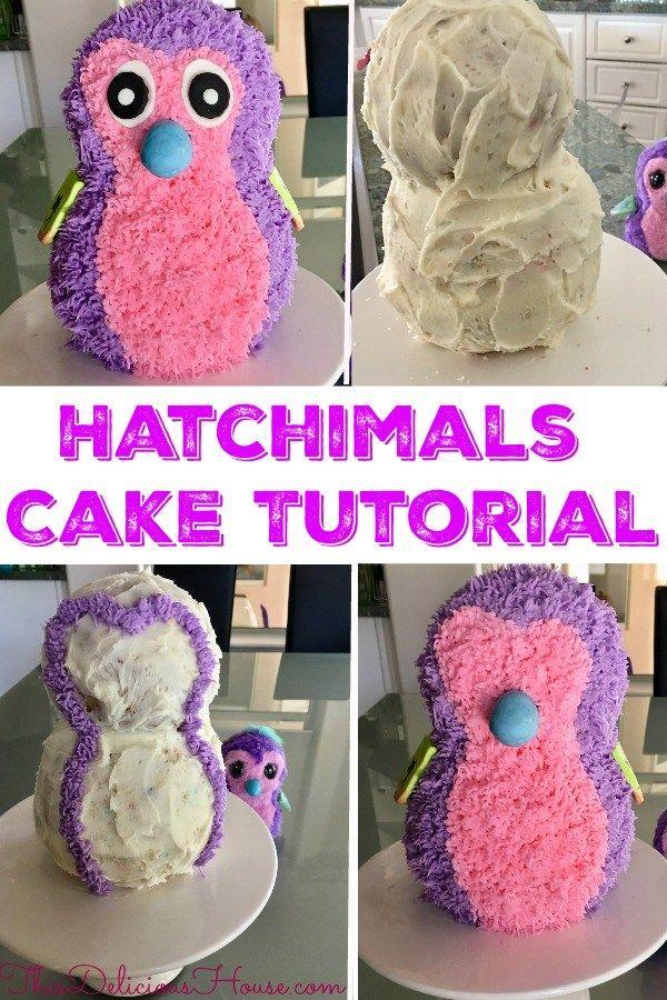 Basic Cream Cheese Frosting für Hatchimals Cake   – Cake recipes