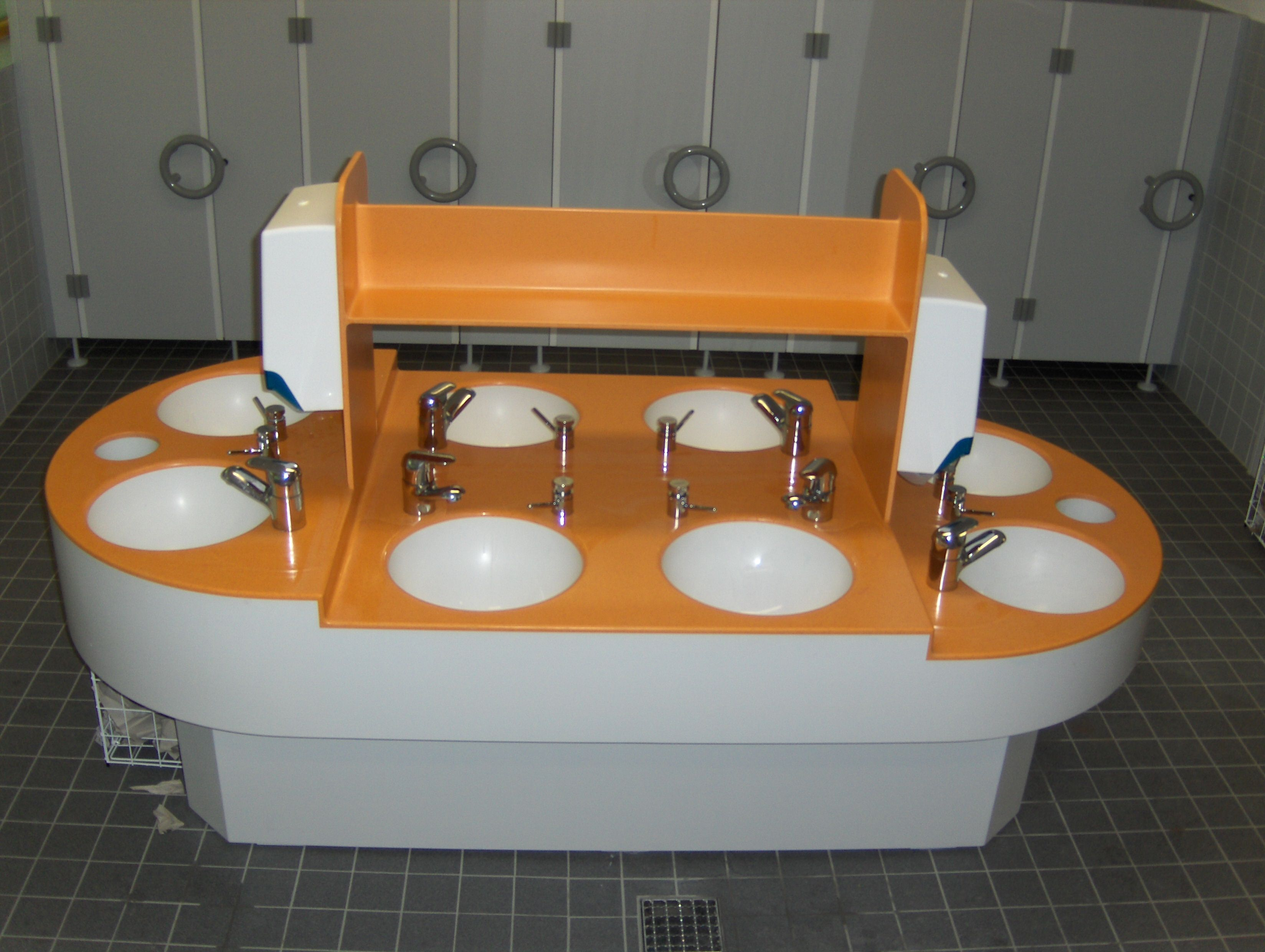 Insellosung Ditzingen In 2020 Bathroom Kids Sink Kindergarten