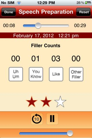 McGraw-Hill Public Speaking iPhone App Where on earth was this last - excel spreadsheet app iphone