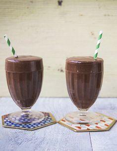 Chocolate avocado shake | Recipe | Avocado shake, Cacao ...