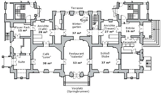 Blandford Homes Floor Plans: Floor Plans: Castles & Palaces