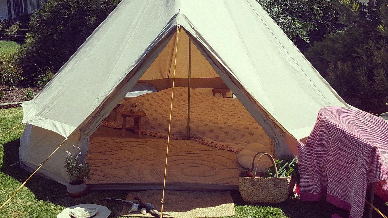 Soulpad 4m tent & Soulpad 4m tent | Soulpad glamping | Pinterest | Tents