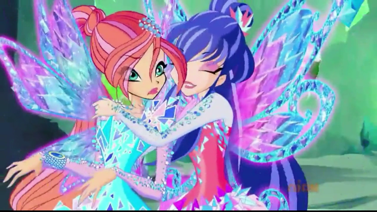 musa hugs bloom tynix | winx club | winx club, club, fairy art
