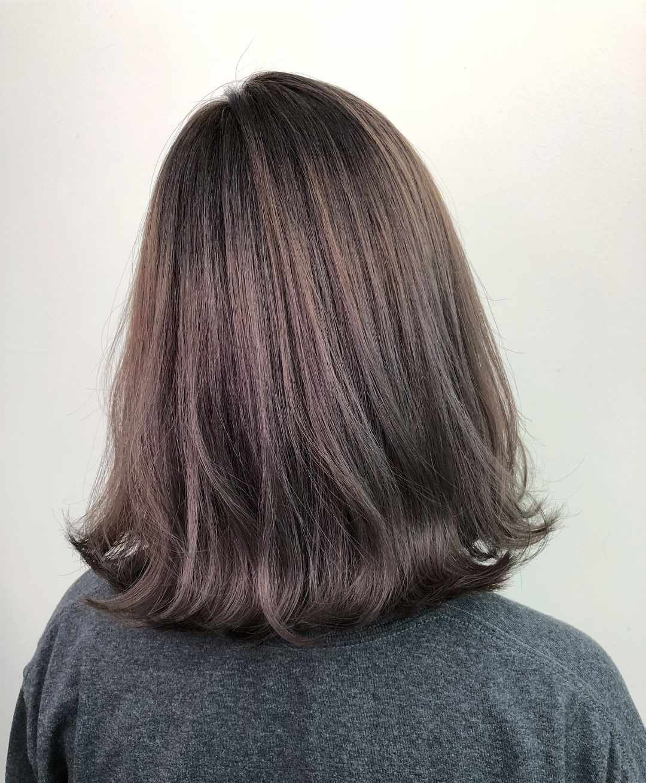 Hair Colour Lavender Grey Beige Beige Hair Japanese Hair Color Ash Gray Hair Color