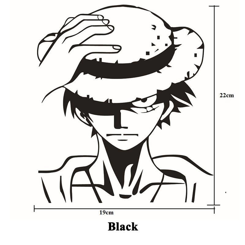 Gambar Luffy One Piece Hitam Putih Buscar Con Google Gambar