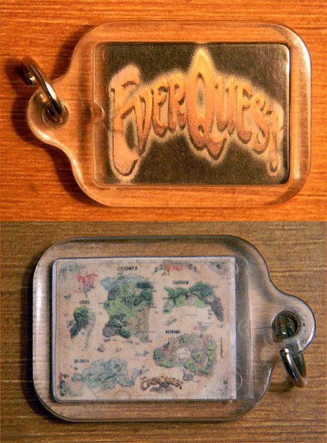 EverQuest Map Preserve EverQuest t Loot Geek games