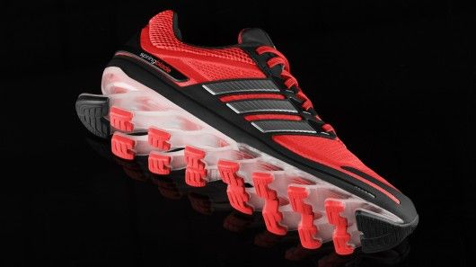 site réputé 8adac 4fa97 Adidas recently revealed its new Springblade running shoes ...