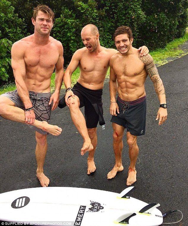 Nude beach surfing downunder - 4 2